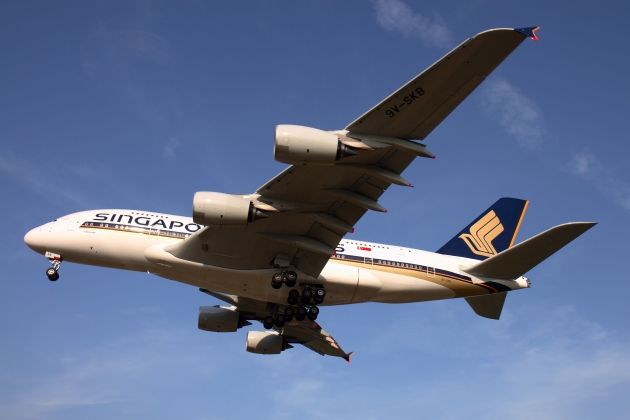 Courtesy Singapore Airlines